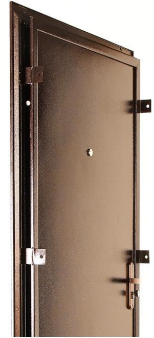 стальная дверь толщиной 50 мм